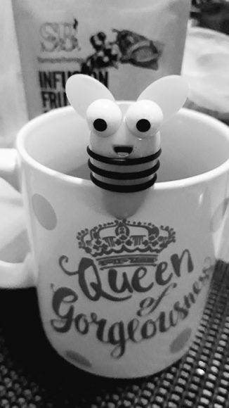 Obsesión por el té y las infusiones.