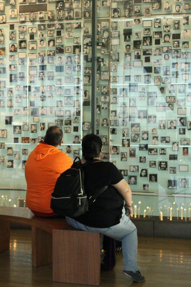 Museo de la Memoria ¿Cómo escapamos de la memoria?