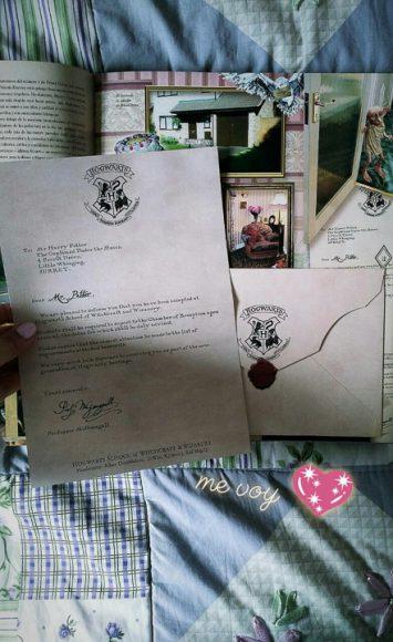 Creer que recibimos nuestra carta de Hogwarts y nos iremos el primero de Septiembre a un viaje larguísimo puede hacernos felices y revivir las ilusiones de la infancia, donde el objetivo principal es disfrutar de todos los momentos.