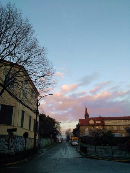 Los colores del cielo pueden brindarnos paz y tranquilidad, observar hacia arriba definitivamente es una buena idea.